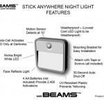 We are impressed by the long life and perfect amount of light provided by Mr Beams night lights